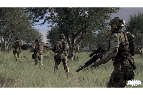 Download Game Arma 3 For PC Full Version With Crack