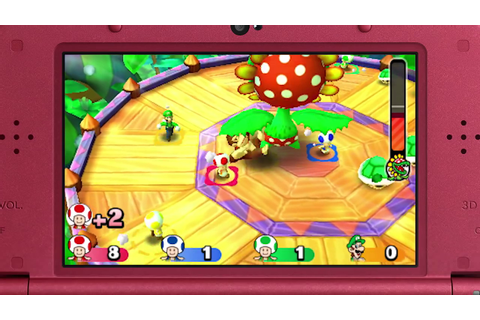 TEST. Mario Party : Star Rush – Du party-game convivial