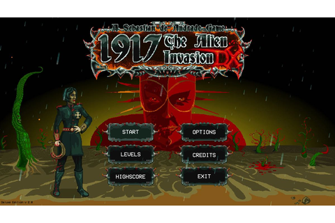 » 1917 – The Alien Invasion DX | Blog des Jeux Indépendants