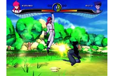 Yu Yu Hakusho: Dark Tournament - Screenshots PS2 - Atari ...