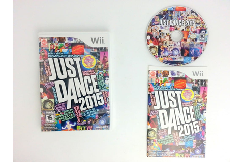 Just Dance 2015 game for Nintendo Wii -Complete | eBay