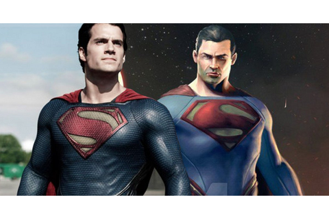 Henry Cavill Wants To Voice Superman In The Video Game ...