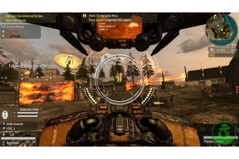 Enemy Territory Quake Wars PC Game | Free Game Mall ...