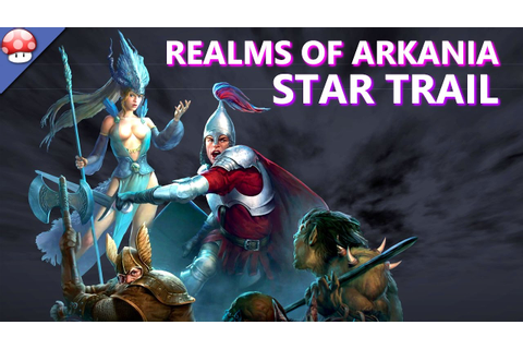 Realms of Arkania Star Trail Gameplay (Steam PC Game ...