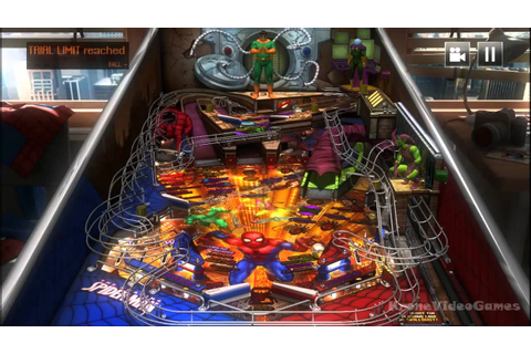 Pinball FX2 Gameplay PC HD - YouTube