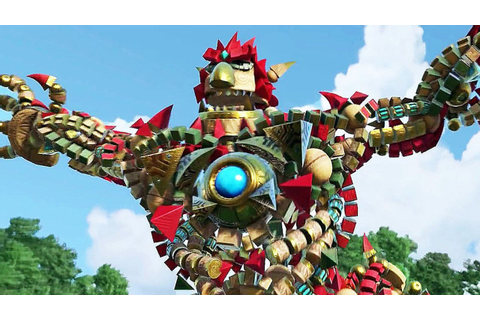 KNACK 2 Official Trailer (2017) PS4 - YouTube