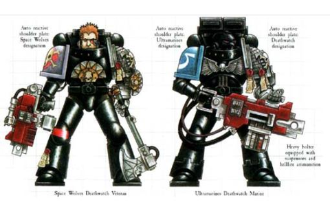 Deathwatch Index Review- First Impressions in 8th Edition ...