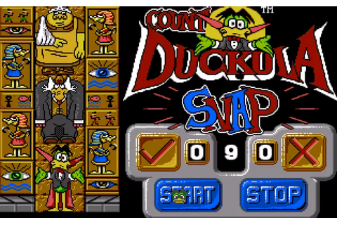 Count Duckula/Snap Game — StrategyWiki, the video game ...