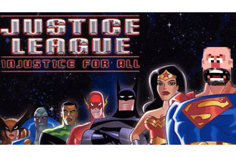 Justice League - Injustice For All • Game Boy Advance ...
