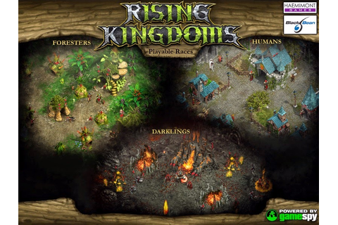 My indoGames.NET: Download Game PC Rising Kingdom Full ...