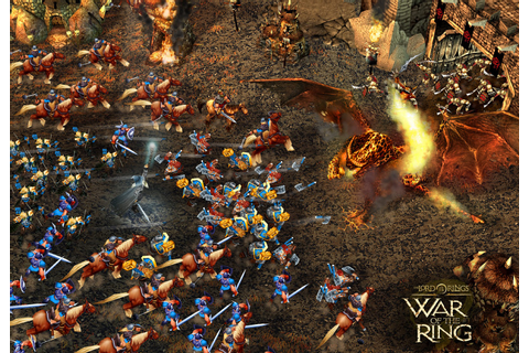 FREE DOWNLOAD GAME The Lord Of The Ring: War Of The Ring ...
