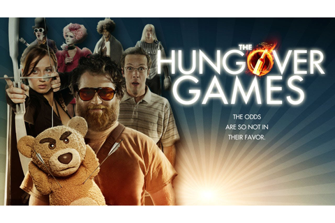 The Hungover Games Red Band Trailer - YouTube
