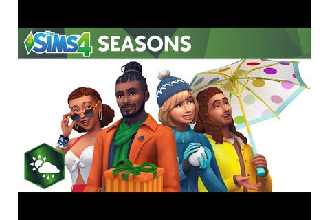 The Sims 4 Seasons PC משחק | Origin Download