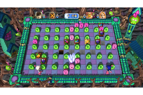 CGRundertow - BOMBERMAN LIVE for Xbox 360 Video Game ...
