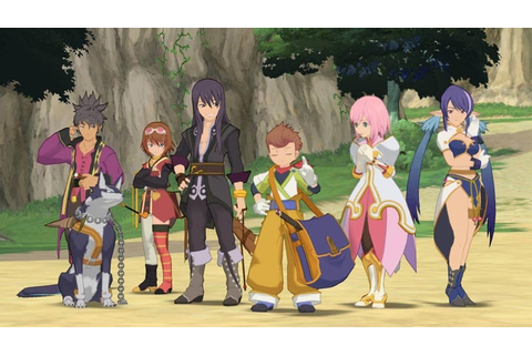 Tales of Vesperia | Lady Geek Girl and Friends