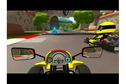 VR Karts Trailer - YouTube