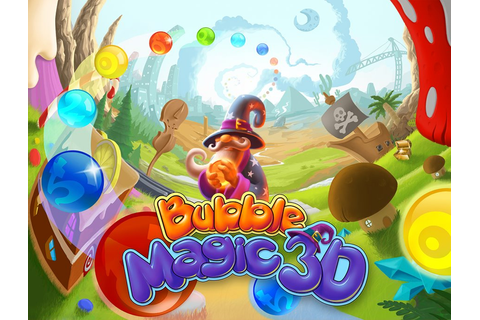Bubble Magic 3D - Free Casual Games!