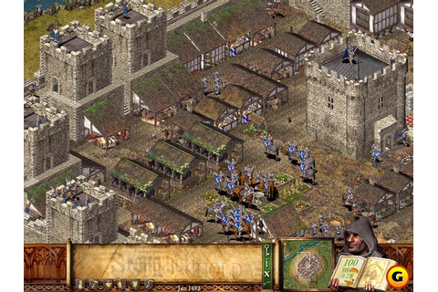 Stronghold Crusader - Repel the infidel! | Great Old Games 360