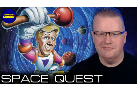 Space Quest I: The Sarien Encounter - DOS PC Game Review ...