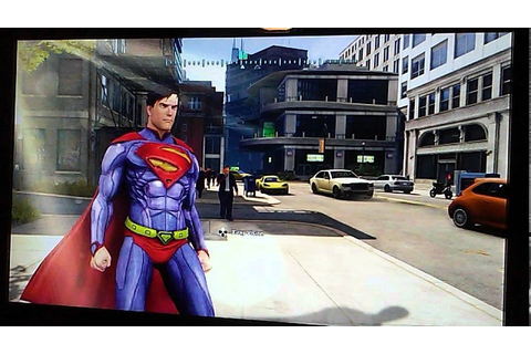 Superman Video Game Leaked (wb games montreal) - YouTube