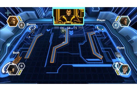 TRON: Evolution – Battle Grids (Wii) | See Bromby Art