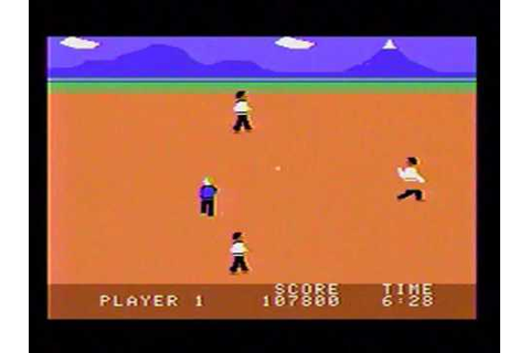 Chuck Norris Superkicks - Colecovision - YouTube