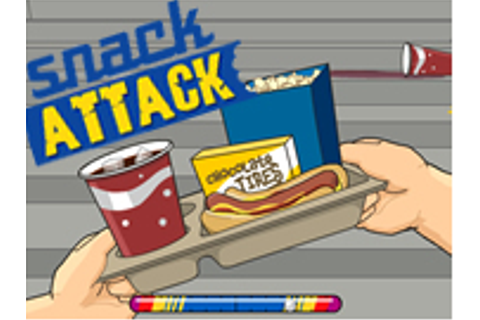 Snack Attack - Play Online Games