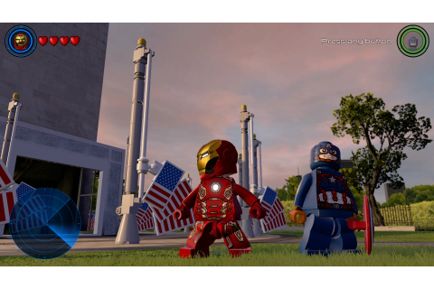 Lego Marvel's Avengers Goes Open World - HeyUGuys