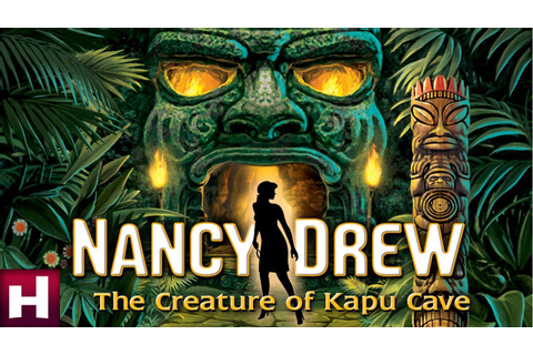 Nancy Drew: The Creature of Kapu Cave Official Trailer ...