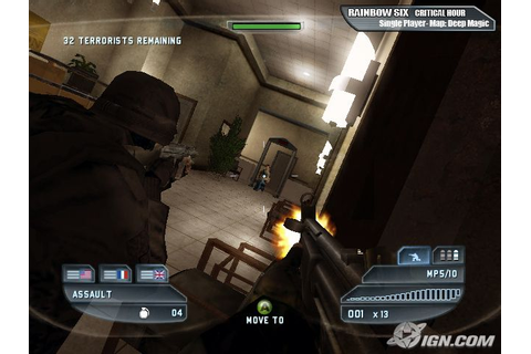 Rainbow Six Critical Hour Screenshots, Pictures ...
