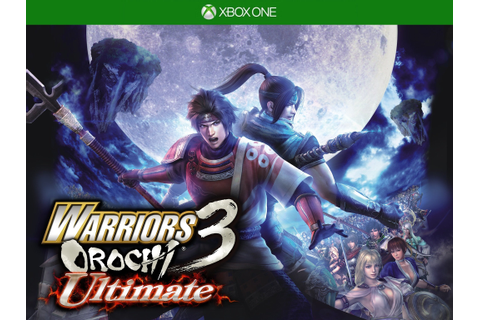 Warriors Orochi 3: Ultimate, a time-traveling hack-and ...