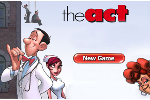 The Act iPhone game - free. Download ipa for iPad,iPhone,iPod.