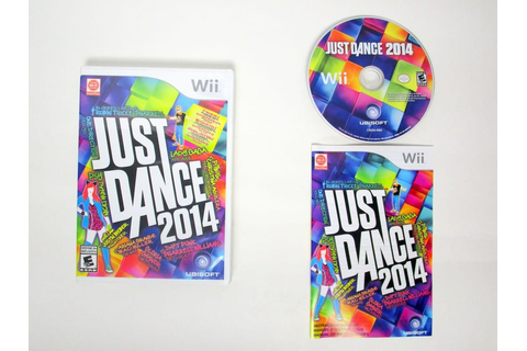 Just Dance 2014 game for Nintendo Wii | The Game Guy