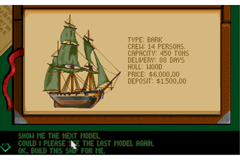 1869 | Old DOS Games | Download for Free or play on ...