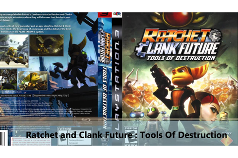 Ratchet and Clank All Games - YouTube