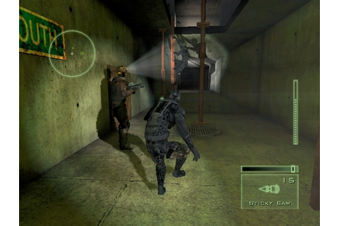 Tom Clancy's Splinter Cell: Pandora Tomorrow [RIP] - PC ...