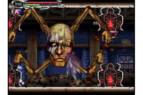Castlevania: Dawn of Sorrow - Puppet Master - YouTube