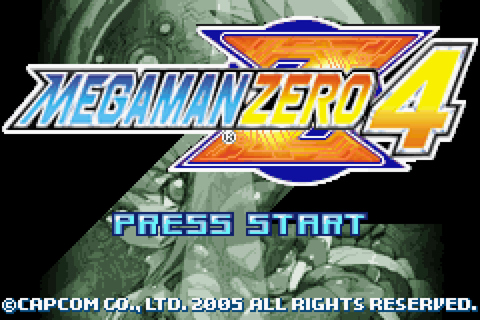 Mega Man Zero 4 Download Game | GameFabrique