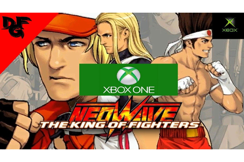 The King of Fighters NEOWAVE no Xbox ONE!!! Gameplay - YouTube