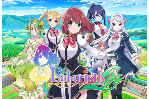 Omega Labyrinth Life Revealed, and it's for Nintendo Switch