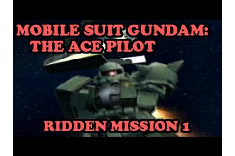 Gundam Senshitachi no Kiseki - Johnny Ridden Mission 1 ...