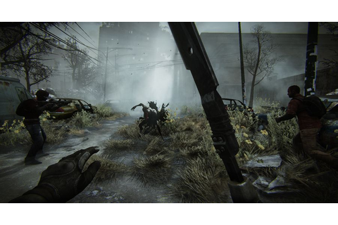 Phosphor Games' new survival game Nether never lets ...