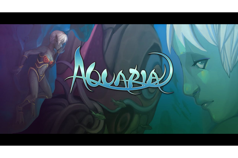 Aquaria Trailer - YouTube