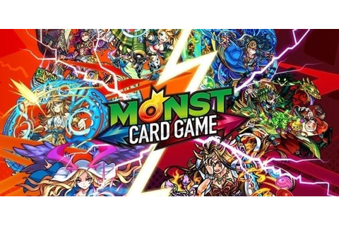 Monster Strike – New physical card game based on top ...