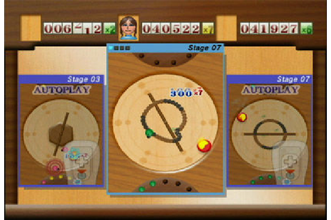 MaBoShi The Three Shape Arcade Nintendo Mindware 2008 Wii ...
