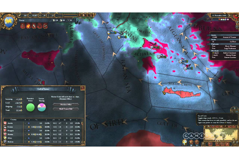 Europa Universalis IV: The Original Grand Strategy Game ...