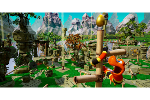 Retro Arcade-Inspired Snake Pass Coming To Xbox One In ...