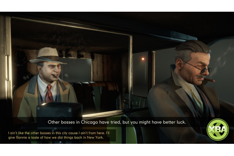 Empire of Sin is a 1920s Gangster Strategy Game Coming in ...