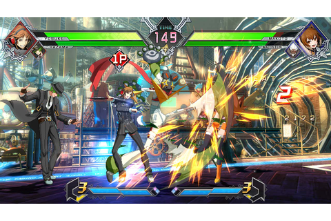 BlazBlue: Cross Tag Battle Review | USgamer