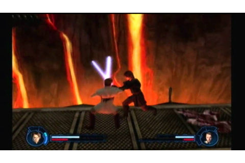 SW: Revenge of the Sith - 20 - Revenge of the Sith - YouTube
